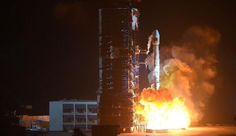 Китай не смог вывести на орбиту спутник связи «Чжунсин-9А»