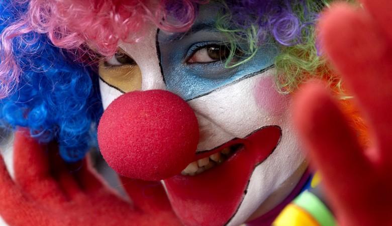 В Омске задержан клоун-педофил