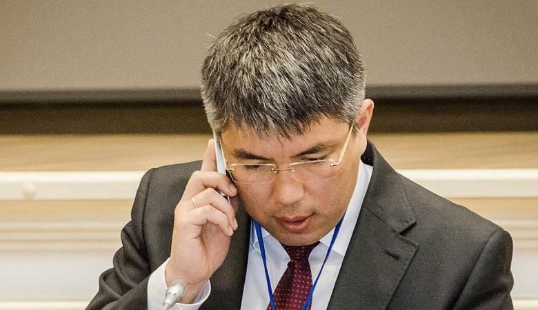 Врио главы Бурятии Цыденов набрал более 87% голосов на выборах главы региона