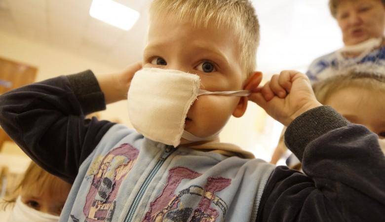 У школьников из Хакасии, отравившихся запахом краской, найдены вши