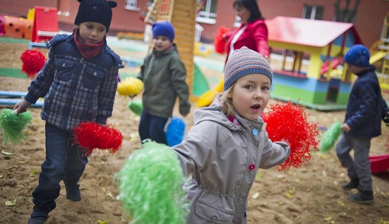 Минтруд РФ предлагает подумать над возможностью предоставлять места в детсадах с 1,5 лет