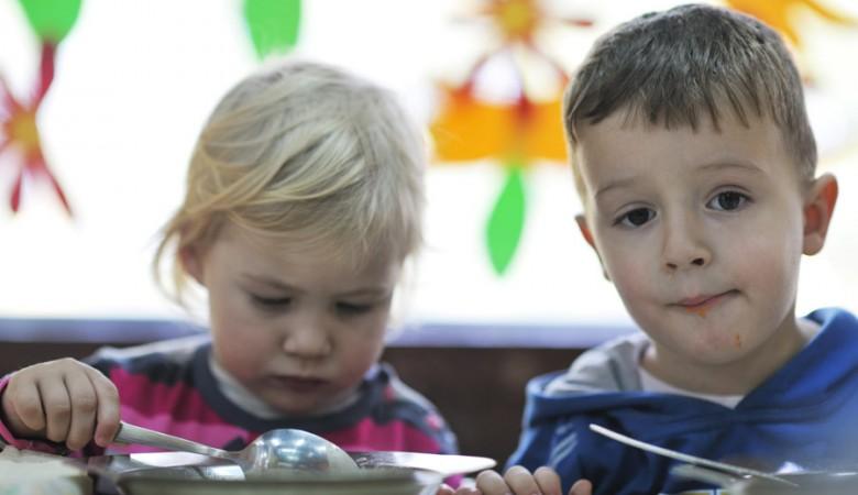 В Томской области няня насильно кормила детей супом и записывала об этом видео