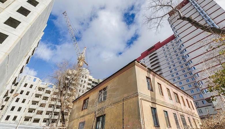 Из-за бездействия мэрии Читы жильцы не могли съехать из разрушающегося дома