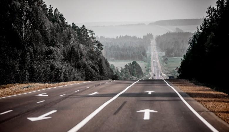 Росавтодор в Забайкалье объявил аукцион на капремонт автодороги близ границы с Китаем