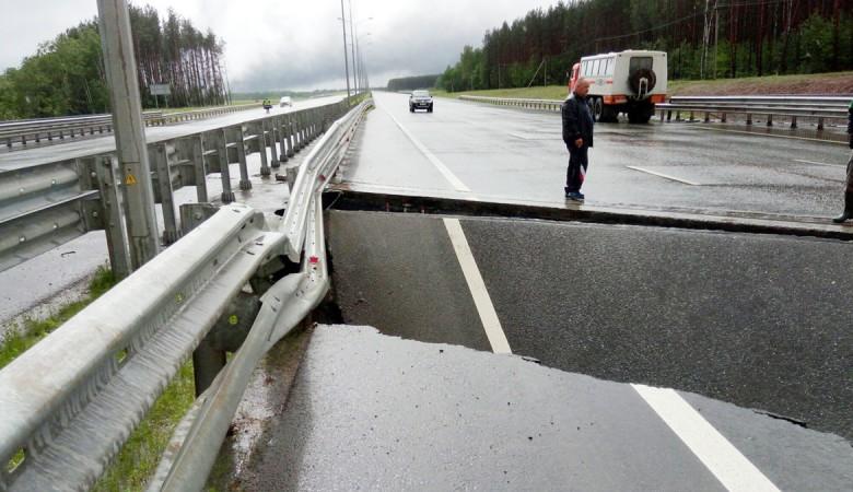 Около 2 лет понадобится на восстановление дорог после паводка в Забайкалье