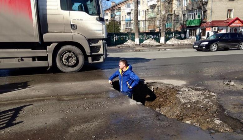 Томск намерен в 2017 году на четверть увеличить объемы дорожного ремонта