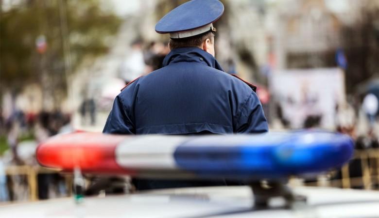 ВИркутске полицейские спогоней задерживали нарушителя ПДД