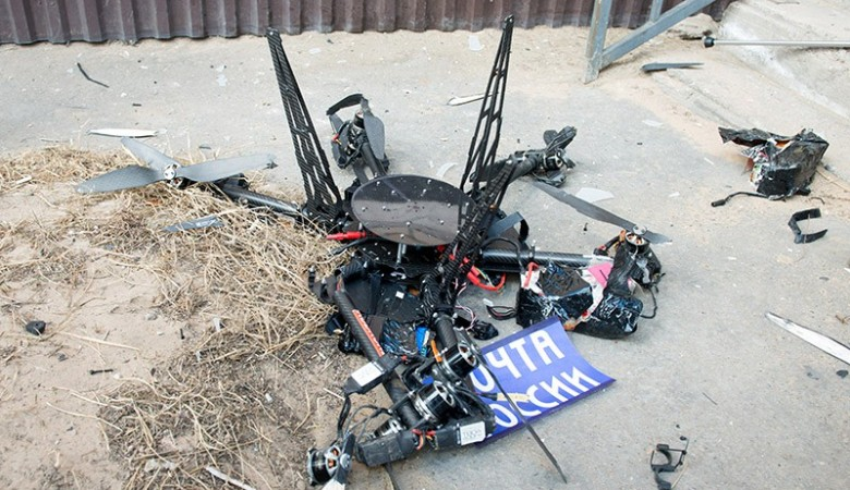В Бурятии повторно запустят дрон с грузом