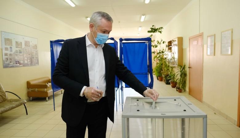 Губернатор Новосибирской области рассказал о голосовании по поправкам в Конституцию