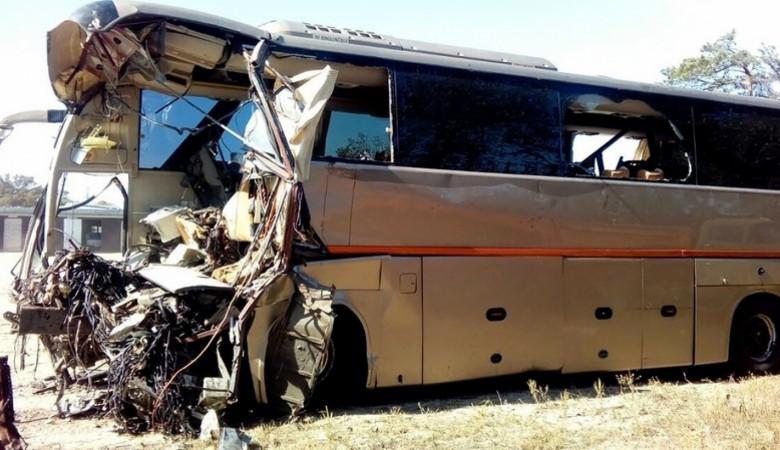 В Казахстане полиция начала расследование ДТП, в котором погибли 11 человек