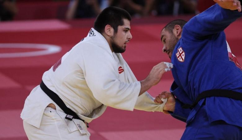 Российский дзюдоист Тамерлан Башаев завоевал бронзу Олимпиады