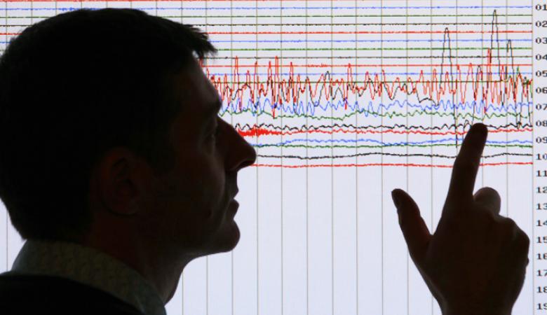 В Иркутской области произошло землетрясение магнитудой 5,2