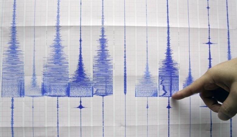 Землетрясение случилось вКазахстане неподалеку от Алтайского края