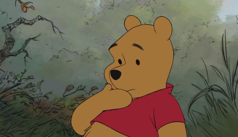 Винни-Пух оказался в черном списке китайских соцсетей