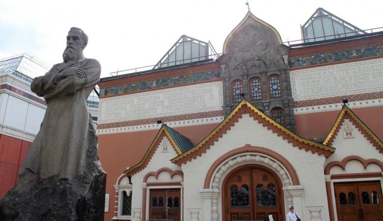 Третьяковская галерея будет проводить бесплатные экскурсии о русском искусстве ХХ века