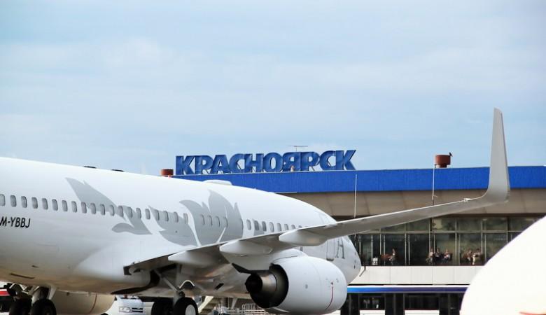 Власти обсуждают реализацию 49% акций красноярского аэропорта