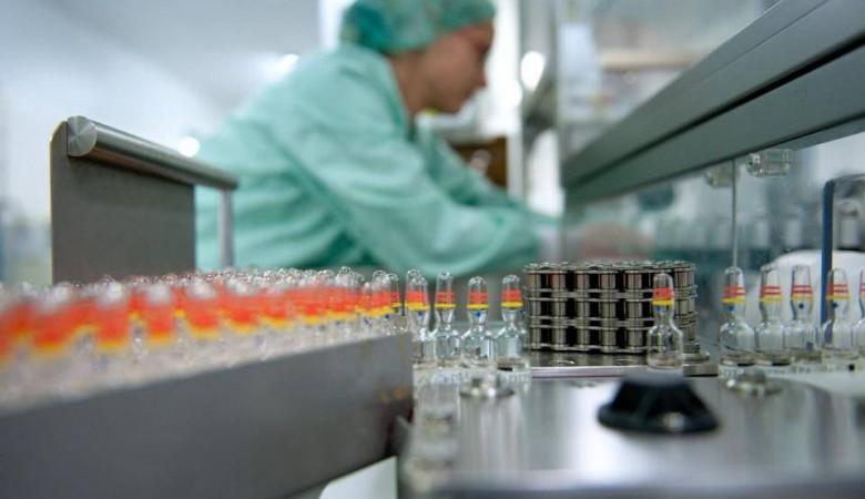 Фармасинтез начал строить под Иркутском крупнейший в мире завод по выпуску антибиотиков