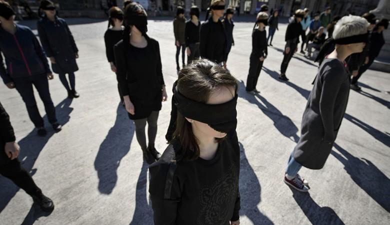 Гражданка Великобритании оштрафована в Красноярске за незаконную лекцию о феминизме