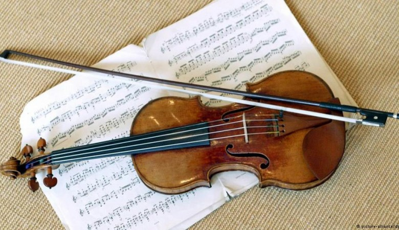 Сразу три инструмента работы Страдивари прозвучали в новосибирском Бердске