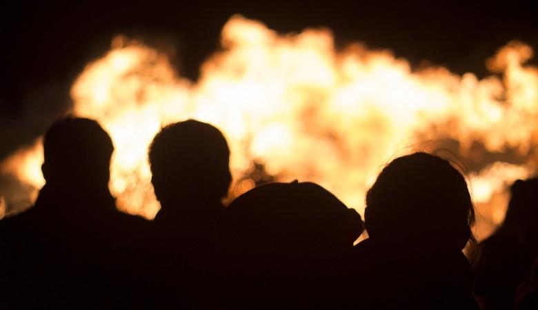 В Лесосибирске в результате пожара в жилом доме пострадали 4 человека, в том числе 2 детей