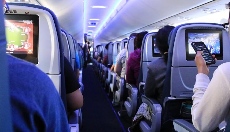 В Новосибирске возбудили дело на пассажиров, устроивших дебош на борту самолета