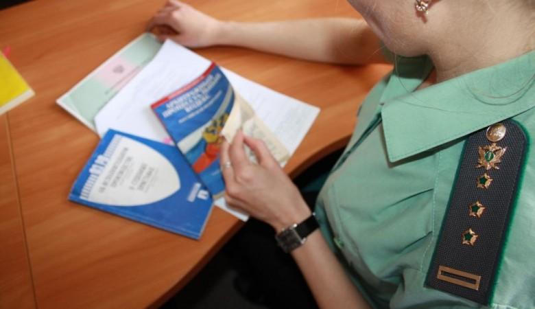 Полсотни шуб без маркировки уничтожили в Томске