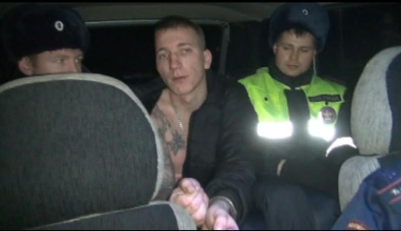Алтайские полицейские спасли заложников