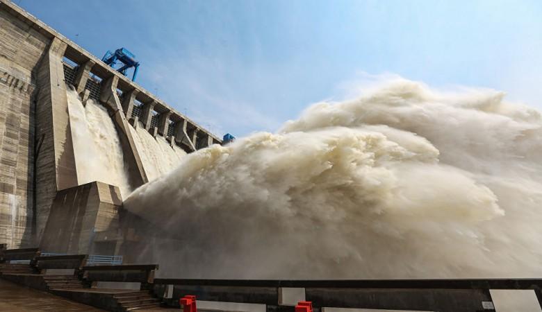 БоГЭС в I полугодии увеличила выработку на 19% за счет высокой водности сибирских рек
