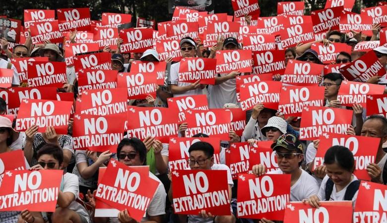 Правительственные здания в центре Гонконга будут закрыты до конца недели из-за протестов