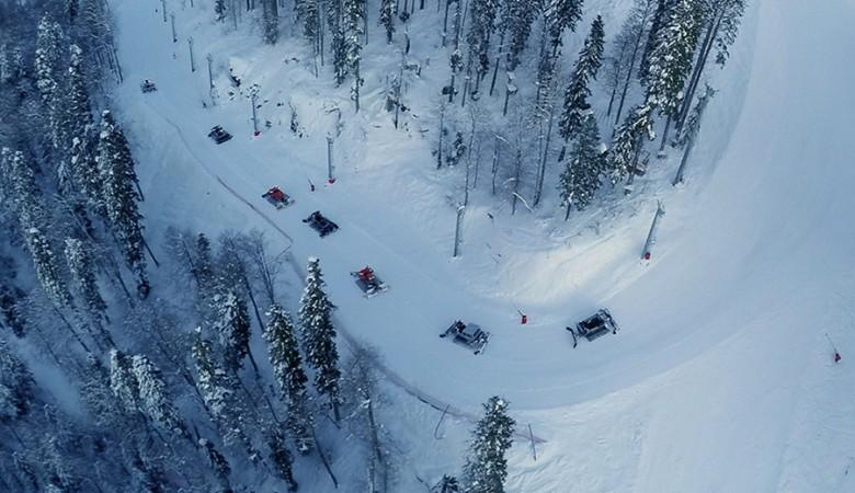В хакасском поселке, известном голодовками горняков и коммунальщиков, открыли центр подготовки лыжников