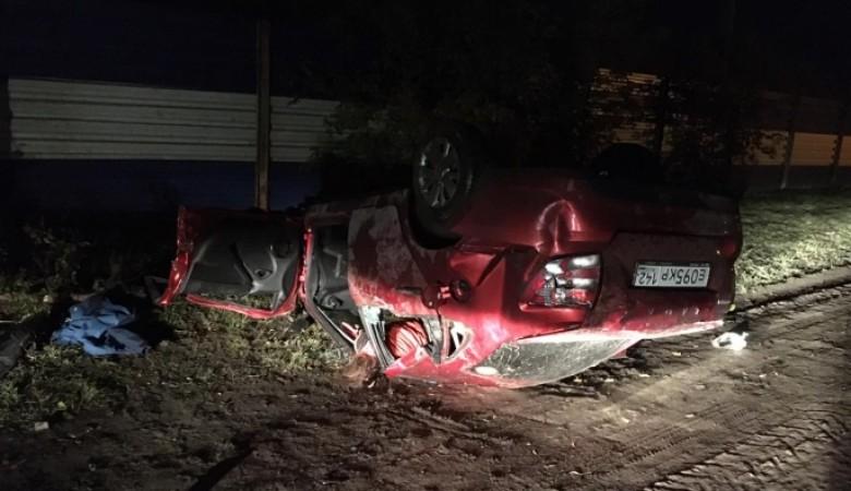Студентка омского вуза похоронила в аварии двух подруг, трое молодых людей остались живы