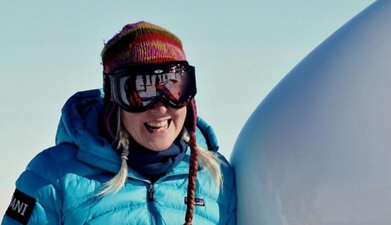 Известную британскую путешественницу эвакуировали с Северной Земли