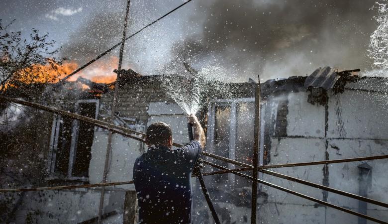 Шесть человек спасены на пожаре в городе Шелехове Иркутской области