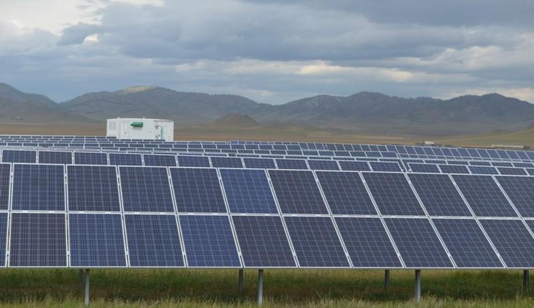 Третью солнечную электростанцию запустили в Республике Алтай