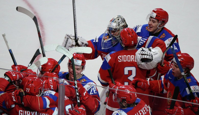 Сформирован состав мужской сборной России по хоккею на Универсиаду в Красноярске