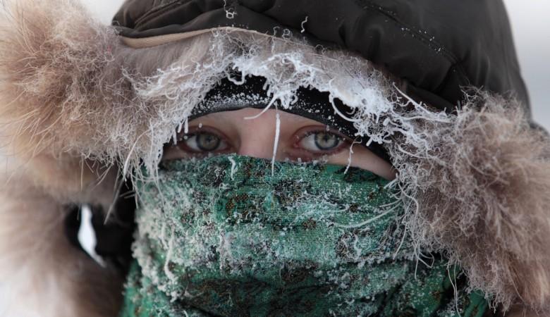 Похолодание до минус 40 градусов ожидается в Хакасии
