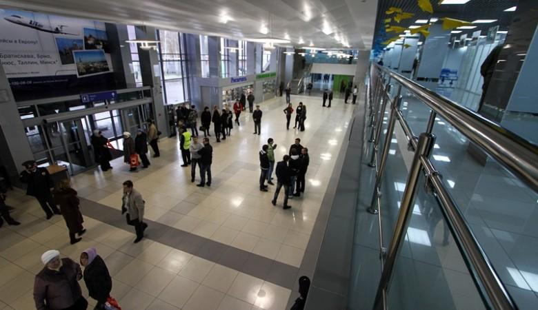 Томский аэропорт «Богашево» в 2017 году увеличил пассажиропоток почти на 14%