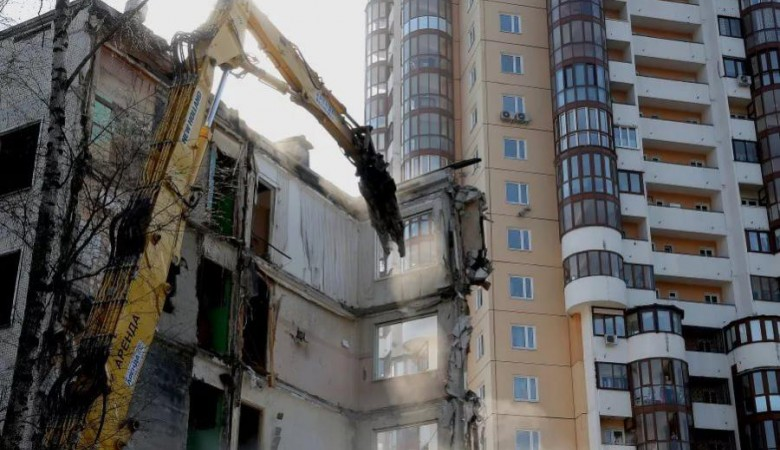В Иркутской области проведут инвентаризацию «хрущевок»
