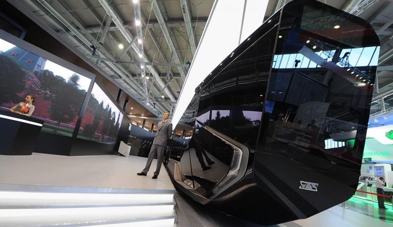 «Ростех» свернул проект российского инновационного трамвая