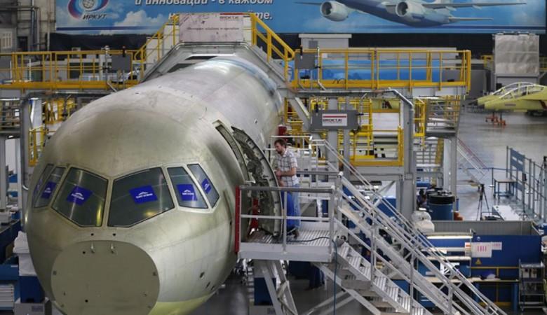 Второй образец самолета МС-21 будет передан на испытания до конца года