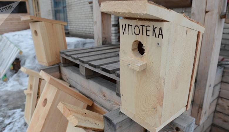 Средний размер ипотеки в РФ достиг в апреле рекордных 2,55 млн руб