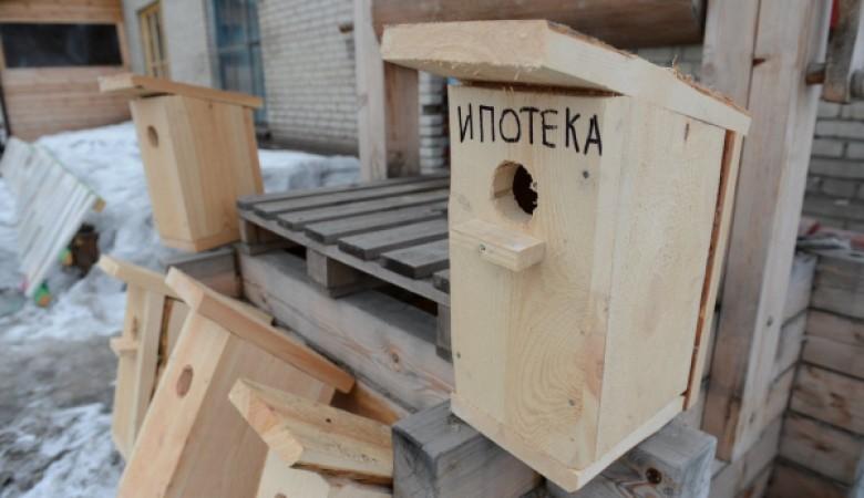 Россияне обновили рекорд по размеру среднего ипотечного кредита – 2,25 млн руб.