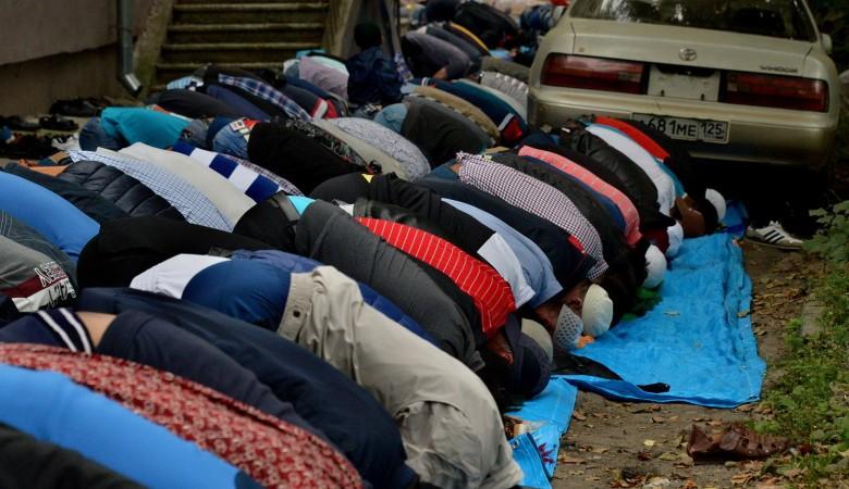 В Хакасии от мусульман требуют вернуть землю, где уже строится мечеть