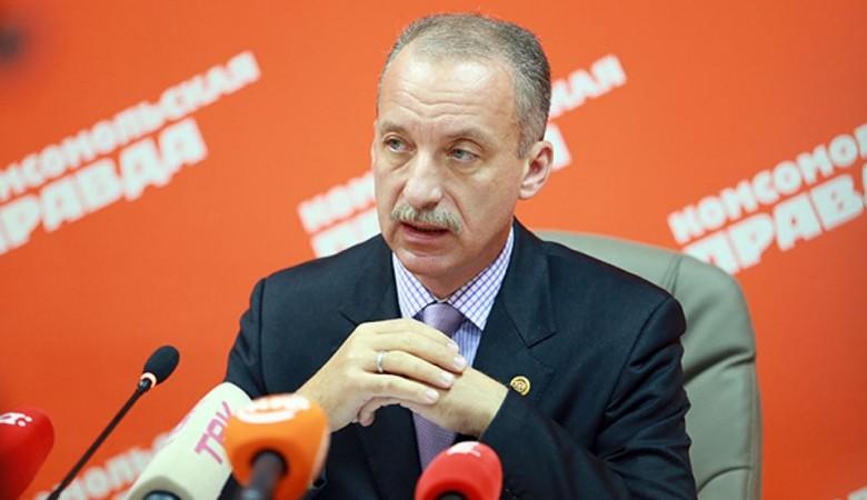 Председатель красноярского избиркома подал в отставку