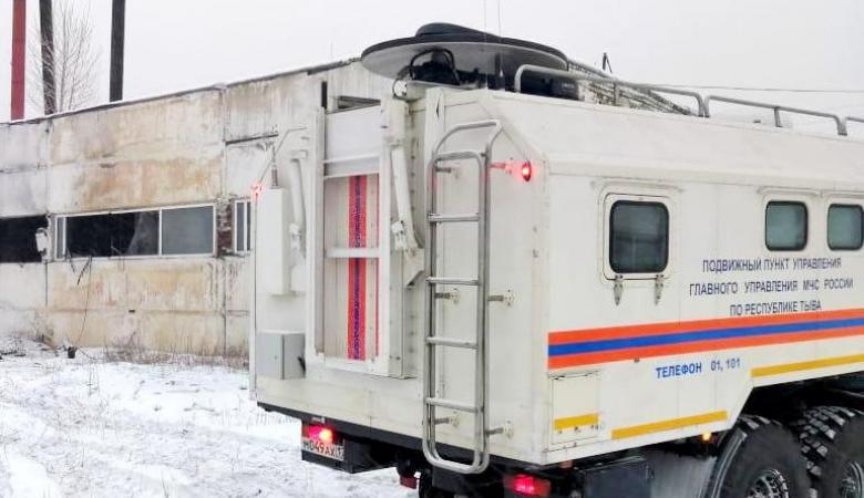 Четыре человека пострадали при аварии на котельной в Туве