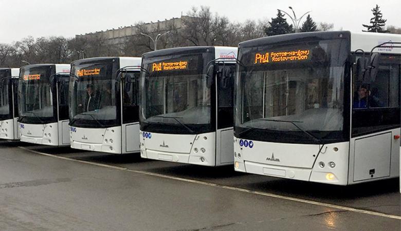 В Новосибирске на маршруты выйдут 15 новых автобусов на газе