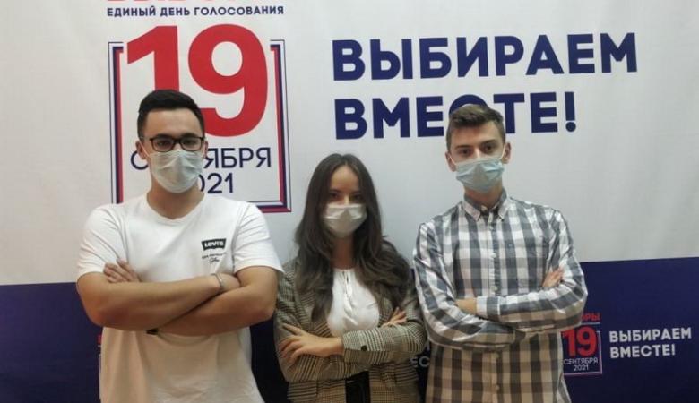 Пять партий прошли в Законодательную думу Томской области