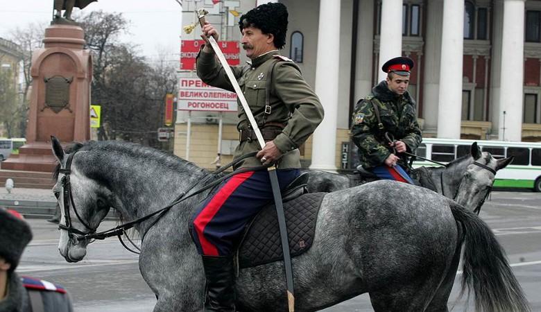 В Омске казаков привлекли к фиксации нарушений во время парковки