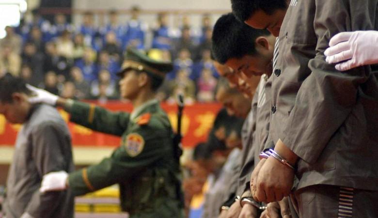 Верховный суд КНР санкционировал казнь убийцы 9 школьников, приговор приведен в исполнение