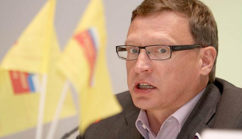 Полпред в СФО представил врио губернатора Буркова правительству Омской области